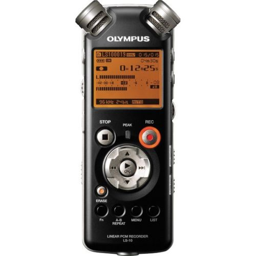 OLYMPUS LS-10 DIGITAL AUDIO RECORDER PORTABLE σαν καινουργιο