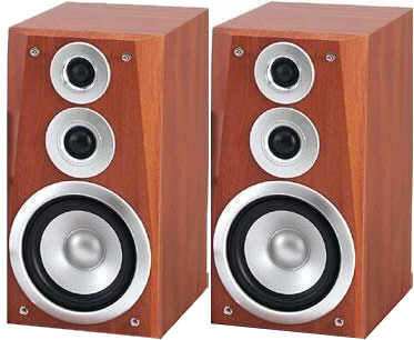 SCOTT MDXI95 SPEAKERS wood - brand new