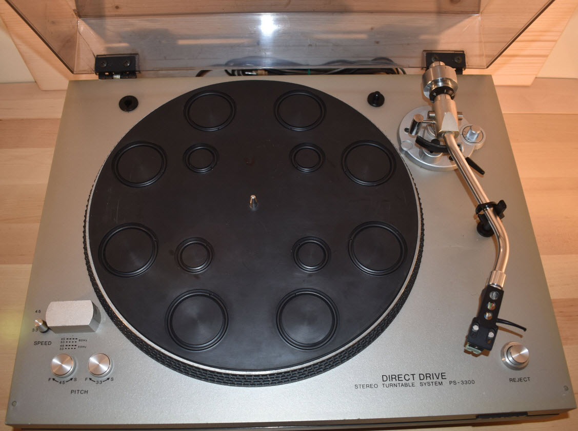 ΠΙΚΑΠ DD TURNTABLE SONY PS-3300