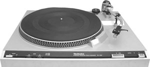 ΠΙΚΑΠ BD TECHNICS SL-210 TURNTABLE silver